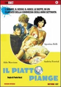 Il piatto piange di Paolo Nuzzi - DVD
