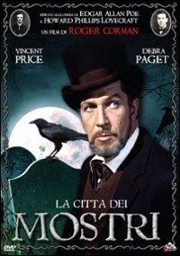 Cover Dvd città dei mostri (DVD)