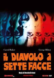 Il diavolo a sette facce (DVD) di Osvaldo Civirani - DVD