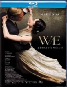 W.E. Edward e Wallis di Madonna - Blu-ray