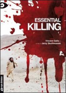 Essential Killing di Jerzy Skolimowski - DVD