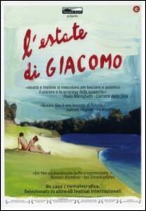 L' estate di Giacomo di Alessandro Comodin - DVD