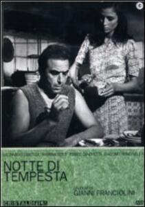 Notte di tempesta di Gianni Franciolini - DVD