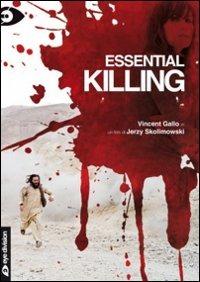 Cover Dvd Essential Killing (Blu-ray)