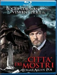 Cover Dvd città dei mostri (Blu-ray)