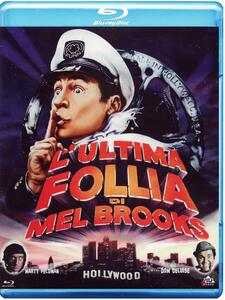 L' ultima follia di Mel Brooks di Mel Brooks - Blu-ray
