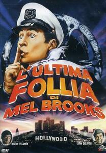 L' ultima follia di Mel Brooks di Mel Brooks - DVD