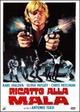 Cover Dvd DVD Ricatto alla Mala