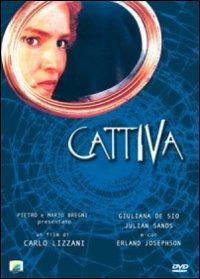 Cover Dvd Cattiva (DVD)