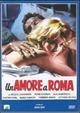 Cover Dvd Un amore a Roma