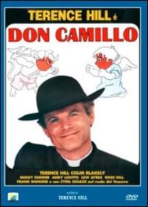 Don Camillo di Terence Hill - DVD