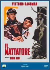 Cover Dvd mattatore (DVD)