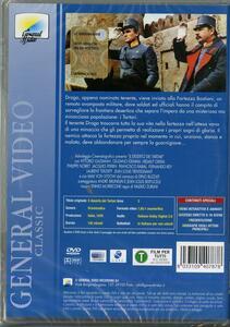 Il deserto dei Tartari di Valerio Zurlini - DVD - 2