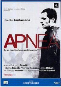 Cover Dvd Apnea (DVD)
