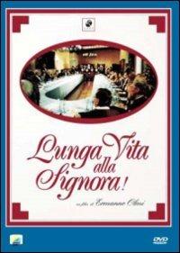 Cover Dvd Lunga vita alla signora! (DVD)
