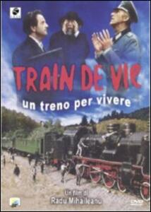 Train de vie. Un treno per vivere di Radu Mihaileanu - DVD