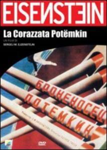 La corazzata Potemkin di Sergej M. Ejzenstejn - DVD