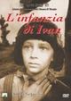 Cover Dvd L'infanzia di Ivan
