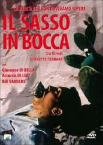 Il sasso in bocca di Giuseppe Ferrara - DVD
