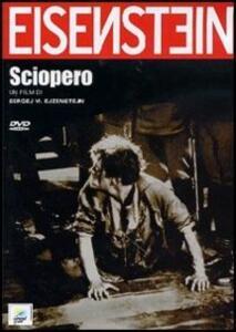 Sciopero di Sergej M. Ejzenstejn - DVD