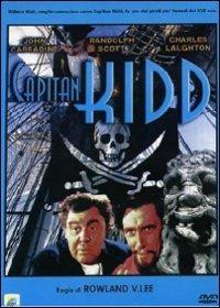 Locandina Capitan Kidd