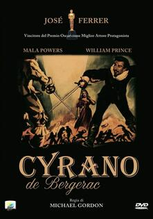 Cirano de Bergerac di Michael Gordon - DVD