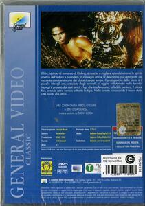 Il libro della giungla di Zoltan Korda - DVD - 2