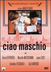 Cover Dvd Ciao maschio (DVD)