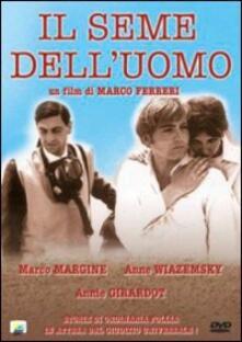 Il seme dell'uomo di Marco Ferreri - DVD