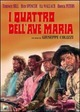 Cover Dvd DVD I quattro dell'Ave Maria