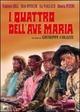 Cover Dvd I quattro dell'Ave Maria