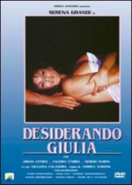 Desiderando Giulia di Andrea Barzini - DVD