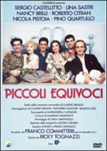 Piccoli equivoci di Ricky Tognazzi - DVD