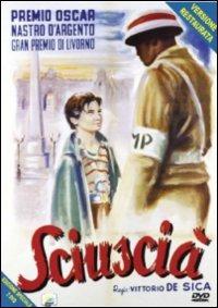 Cover Dvd Sciuscià (DVD)