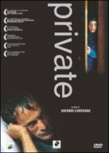Private di Saverio Costanzo - DVD