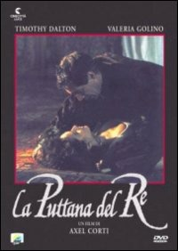 Cover Dvd puttana del Re (DVD)