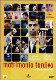 Matrimonio tardivo di Dover Kosashvili - DVD