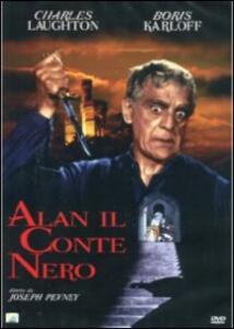 Alan, il conte nero di Joseph Pevney - DVD