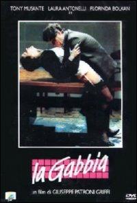 Cover Dvd gabbia (DVD)