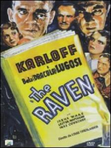 The Raven di Louis Friedlander - DVD