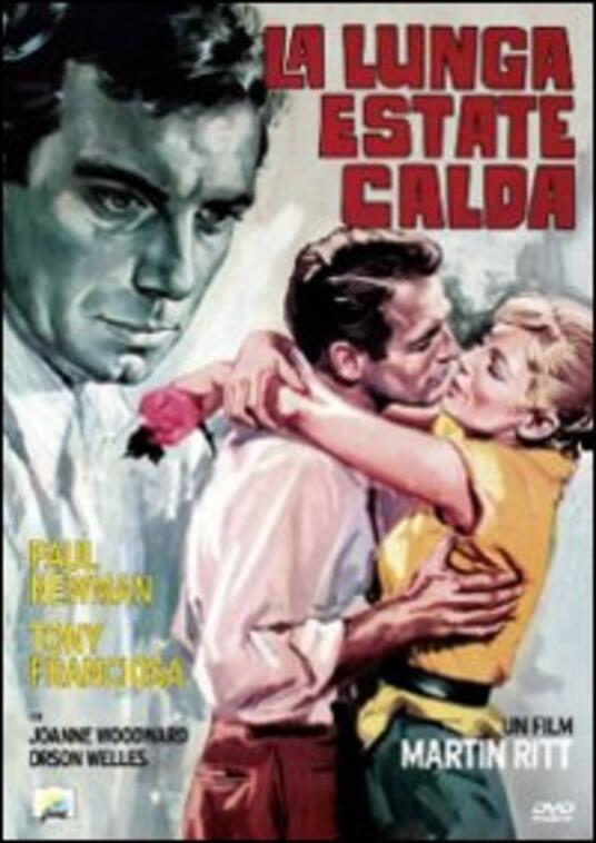 La lunga estate calda di Martin Ritt - DVD