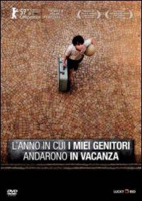 Cover Dvd anno in cui i miei genitori andarono in vacanza (DVD)