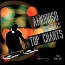 Amoroso presents Top Charts - CD Audio