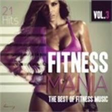 Fitness Mania vol.3 - CD Audio