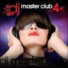 DJ Master Club vol.4 - CD Audio