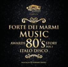 Forte dei Marmi Music Awards 80's Story vol.1 - CD Audio