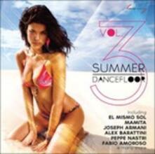 Summer Dancefloor vol.3 - CD Audio
