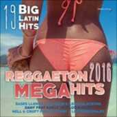 CD Reggaeton 2016 Mega Hits