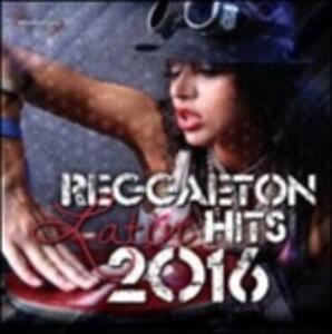 CD Reggaeton Latin Hits