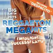 CD Reggaeton Mega Hits vol.2